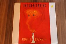The Go-Betweens - Right Here (1987) (Beggars Banquet-BEG 183T)