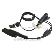 Medium Duty Headset Earpiece MIC for MOTOROLA HT750 HT1250 HT1550 MTX850 MTX950