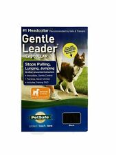 GENTLE LEADER QR COLLAR MED BLACK PREMIER