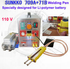 3 in 1 1.9kw Pulse Spot Welder 709A Battery Welding Soldering Machine W/ 71B pen