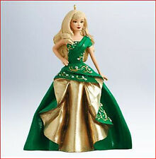 2011 Hallmark CELEBRATION BARBIE #12 Ornament HOLIDAY *Priority Shipping