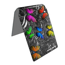 Stray Decor (Butterfly Silver) Bus Pass/Credit/Travel/Oyster Card Holder