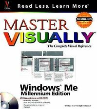 Master Visually Ser.: Master VISUALLY Windows Millenium Edition by Paul...