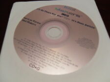 IDOL MAKERS KARAOKE IM013 I'LL BE THERE FOR YOU THRU IT'S BEEN AWILE CD+G