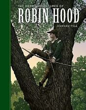 The Merry Adventures of Robin Hood (Unabridged Classics), Howard Pyle, Good Book