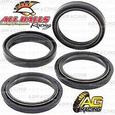 All Balls Fork Oil & Dust Seals Kit For Suzuki RM 125 2004 04 Motocross Enduro