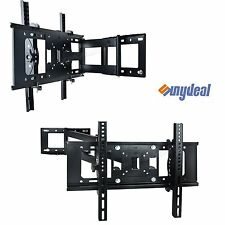 "TV Wall Mount Bracket Tilt & Swivel For Samsung Sony LG Panasonic 30""~60"" inch"