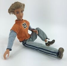 Mattel My Scene Boy Doll Hudson Articulated Body