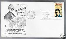 Canada 1971 6¢ Papineau Unaddressed, Rosecraft Cachet FDC, Sc. 539