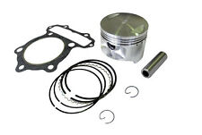76-81 YAMAHA SR500 540cc BIGBORE PISTON KIT 90mm PISTON HEAD GASKET CI-SR500BB