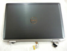 DELL LATITUDE E6420 LID TOP COVER HINGES & WIRES 0P8FNX FAST SHIPPING (194)