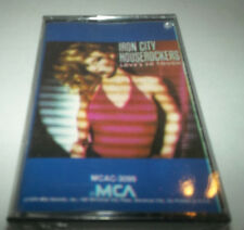 Iron City Houserockers- Love's So Tough- new/sealed cassette tape