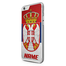 Serbien Srbija WUNSCH NAME iPhone 6  Hülle Cover Case Serbia
