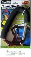 NEW HEAVY DUTY PRAM BAG HOOK CLIP FITS ALL PRAM 100 OF USES