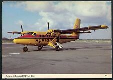 C1980's Aurigny's Air Services DHC Twin Otter Aircraft