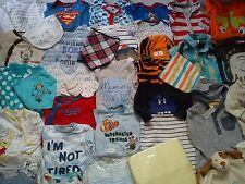 NICE 64x BUNDLE BABY BOY CLOTHES WINTER 0/3 MTHS 3/6 MTHS SUMMER (7)
