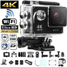 Full HD 4K 1080P Sports Action Camera Wifi SJ4000 Waterproof mini DV DVR +Part E