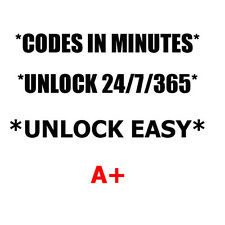 Unlock code LG Neon GT365 2 GW370 Thrive P506 Vu Plus GR700 Incite CT810 CU515
