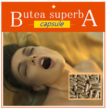 300 CAPSULES BUTEA SUPERBA HERB 500MG BEST SEXUAL ENHANCE MALE/MEN Free Shipping
