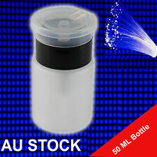 50 ML Push Top Bottle Container for Optical Fiber Cleaning Alcohol/Liquid