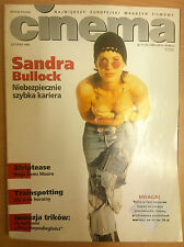 SANDRA BULLOCK DEMI MORE TRAINSPOTTING KURT RUSSELL - CINEMA POLISH MAGAZINE