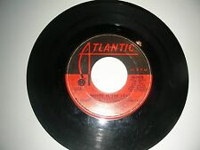 Roberta Flack Donny Hathaway Where Is The Love / Mood 45   Atlantic G+ 1972