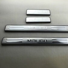 Stainless Steel High Quality Door Sill Scuff Plate  For Chevrolet Malibu 12-2014