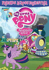 My Little Pony Friendship Is Magic: Friends Across Equestria by Tara Strong, As