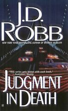 Judgment in Death by J. D. Robb (2000, Hardcover, Prebound)