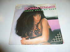 """DONNA SUMMER - There Goes My Baby - 1984 UK 2-track 7"""" Vinyl Single"""