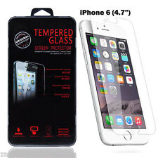 100% ORIGINALE PROTEGGISCHERMO IN VETRO TEMPERATO PER APPLE IPHONE 6 4.7""
