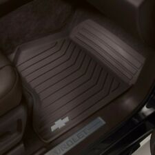 GM# 23452759 Front Premium All Weather Mats Cocoa 2015-2017 Tahoe or Suburban