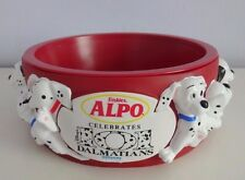 Disney 101 DALMATIANS Puppy Dog Bowl - Pet Food Water Dish ALPO Special Edition