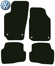 Vw Polo Tailored Deluxe Quality Car Mats 2004-2009 Hatchback Saloon 3door 5door