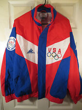 VTG APEX ONE USA OLYMPIC TEAM JACKET SIZE SMALL