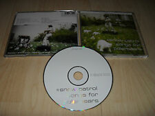 SNOW PATROL - SONGS FOR POLARBEARS (1998 CD ALBUM) EXCELLENT CONDITION