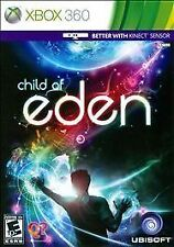 Child Of Eden Xbox 360 Kinect -  Complete Original Disc In Box Including Manual