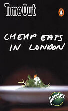 Time Out  London Cheap Eats Guide by Time Out Guides Ltd (Paperback, 2003)
