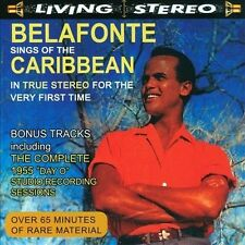 Harry Belafonte - Sings of The Caribbean in True Stereo, New Music