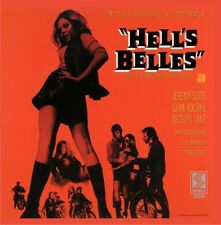 Hell's Belles (2013, CD NIEUW) CD-R