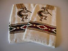 New! Set/2 Canyon Dance Kitchen Dish Hand Tea Cotton Towels Kay Dee Designs