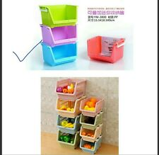 Plastic Fruit & Vegetable Basket 1pices only@199