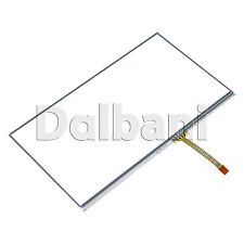 "7.2"" DIY Digitizer Resistive Touch Screen Panel 1.05mm x 97mm x 160mm 4 Pin"