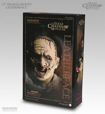 Sideshow LEATHERFACE THOMAS HEWETT EXCLUSIVE ~FACTORY SEALED~ MINT