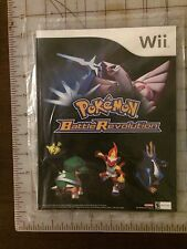 Nintendo Pokemon Battle Revolution 5 Magnet Set including Pikachu New In Pa