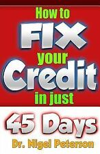 Money Matters: Credit: How to Fix Your Credit : Unlimited Guide to - Credit...