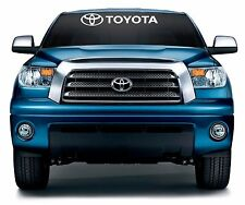 toyota logo  windshield vinyl  decal  sticker