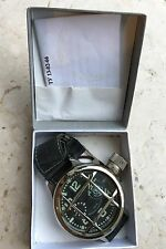 Russian USSR Soviet Divers watch CCCP  700m  1966 + Divers Compass   NOS