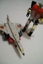 1Concorde1986 Vintage Hasbro G1 transformers Concorde defender 1986 (Super Rare)