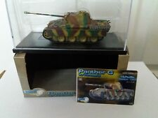 DRAGON ARMOUR 60269, VERY RARE, Panther G w/Zimmerit, Warsaw 1944, 1/72